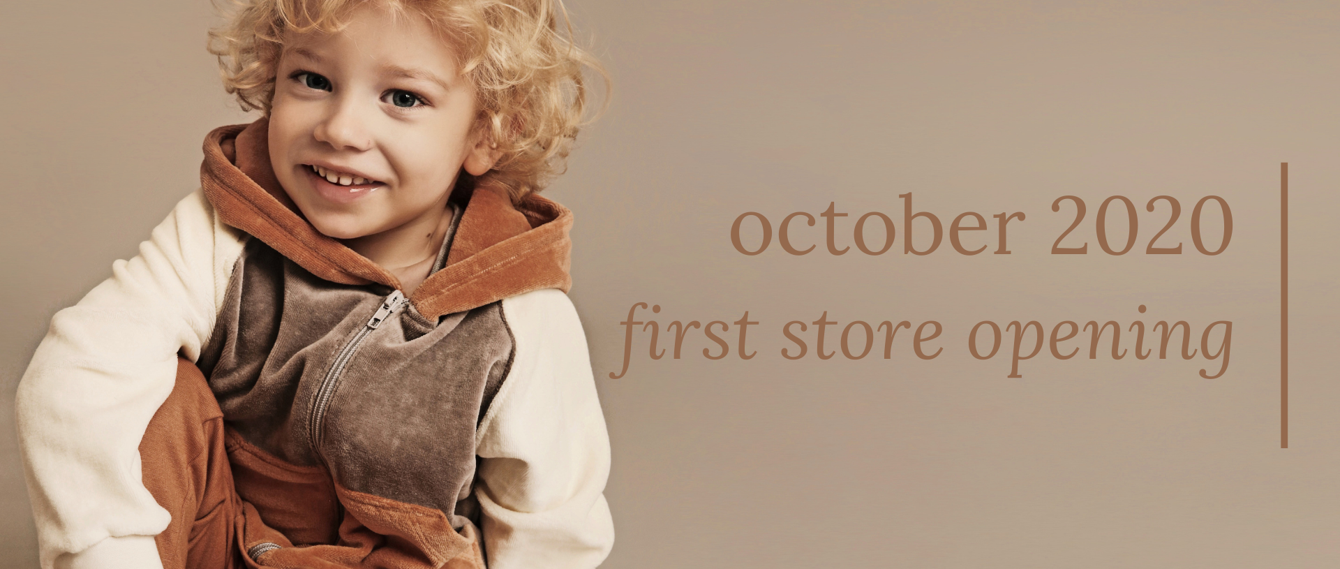 Store opening - October 2020