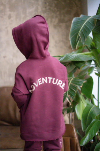 ADVENTURE DUKS burgundy