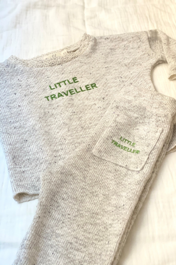 LITTLE TRAVELLER PANTALONICE