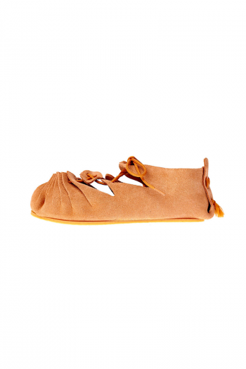 SALINAS SHOES peach