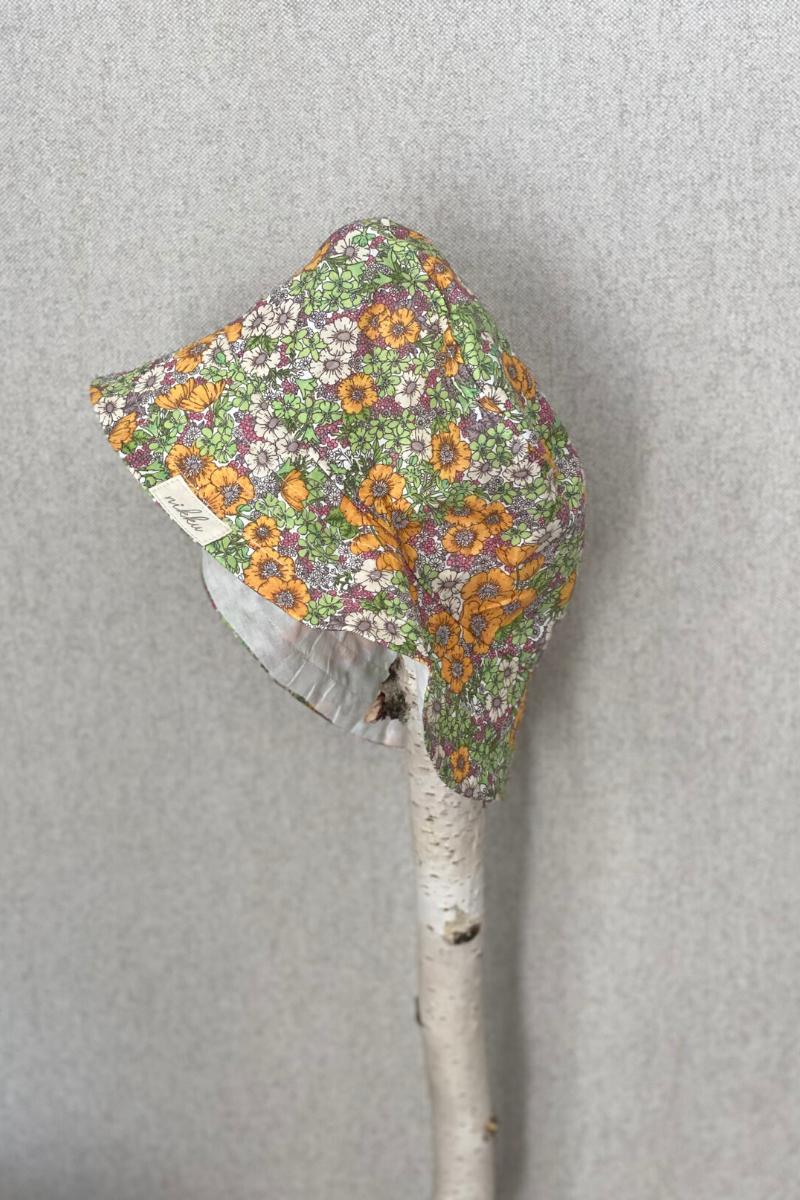 CHAPEAU KAPICA floral
